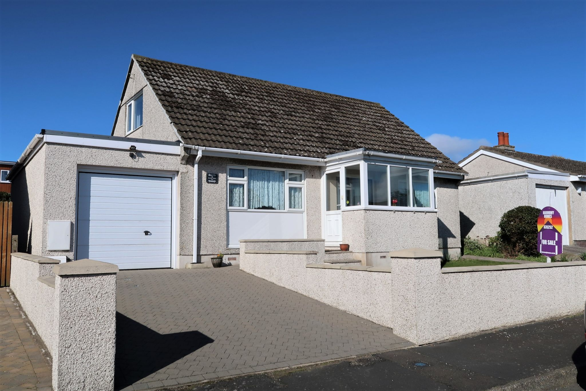 3 bedroom detached bungalow For Sale in Port Erin - Photograph 5