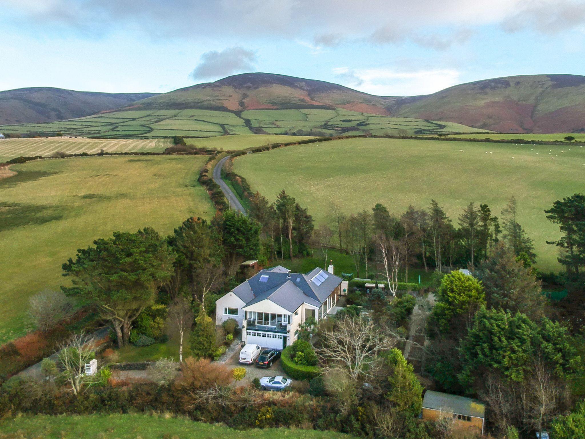 4 bedroom detached bungalow Sold in Kirk Michael - Photograph 1