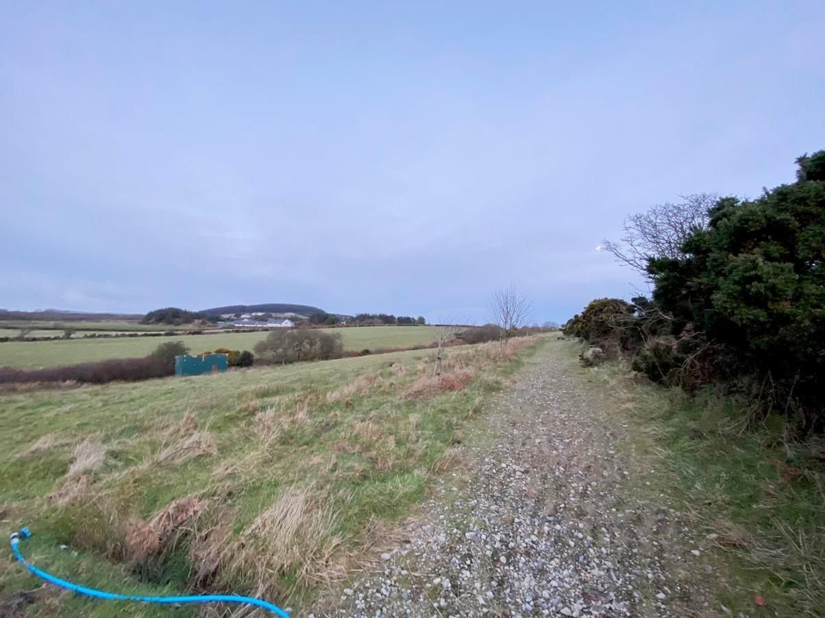 Plot Land For Sale in Santon - Property photograph
