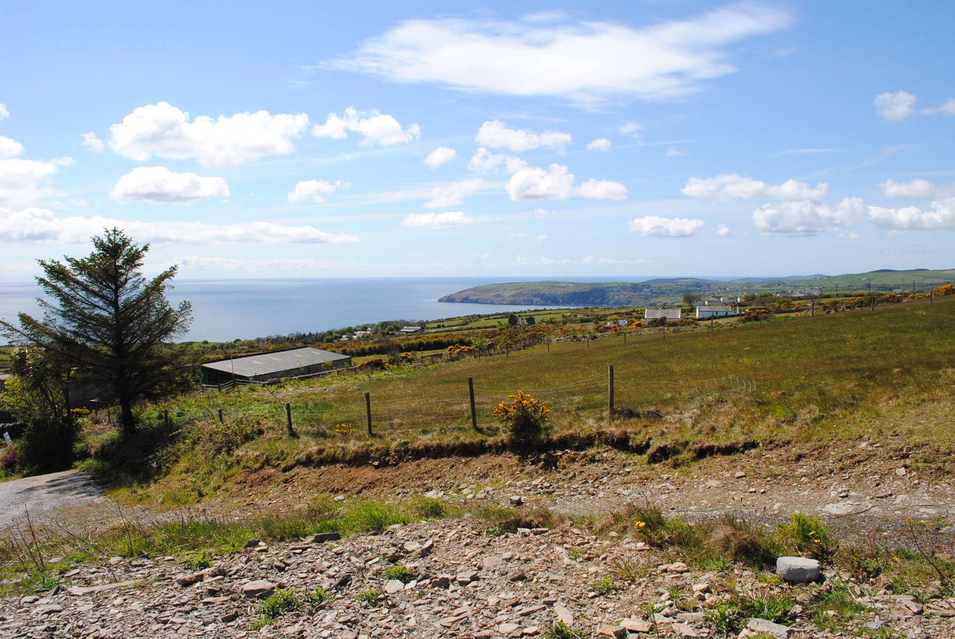 5 bedroom plot land For Sale in Laxey - Property photograph
