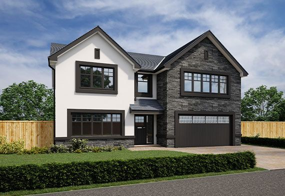 5 bedroom detached house For Sale in Glen Vine - Photograph 1