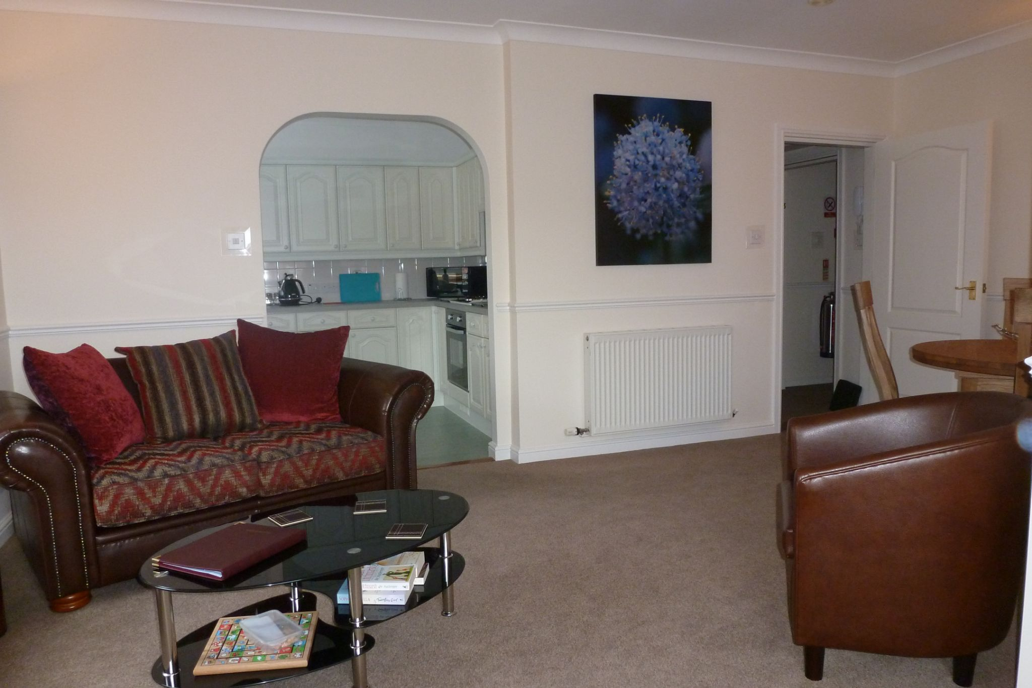 Holiday Flat/apartment For Sale in Port Erin - Property photograph