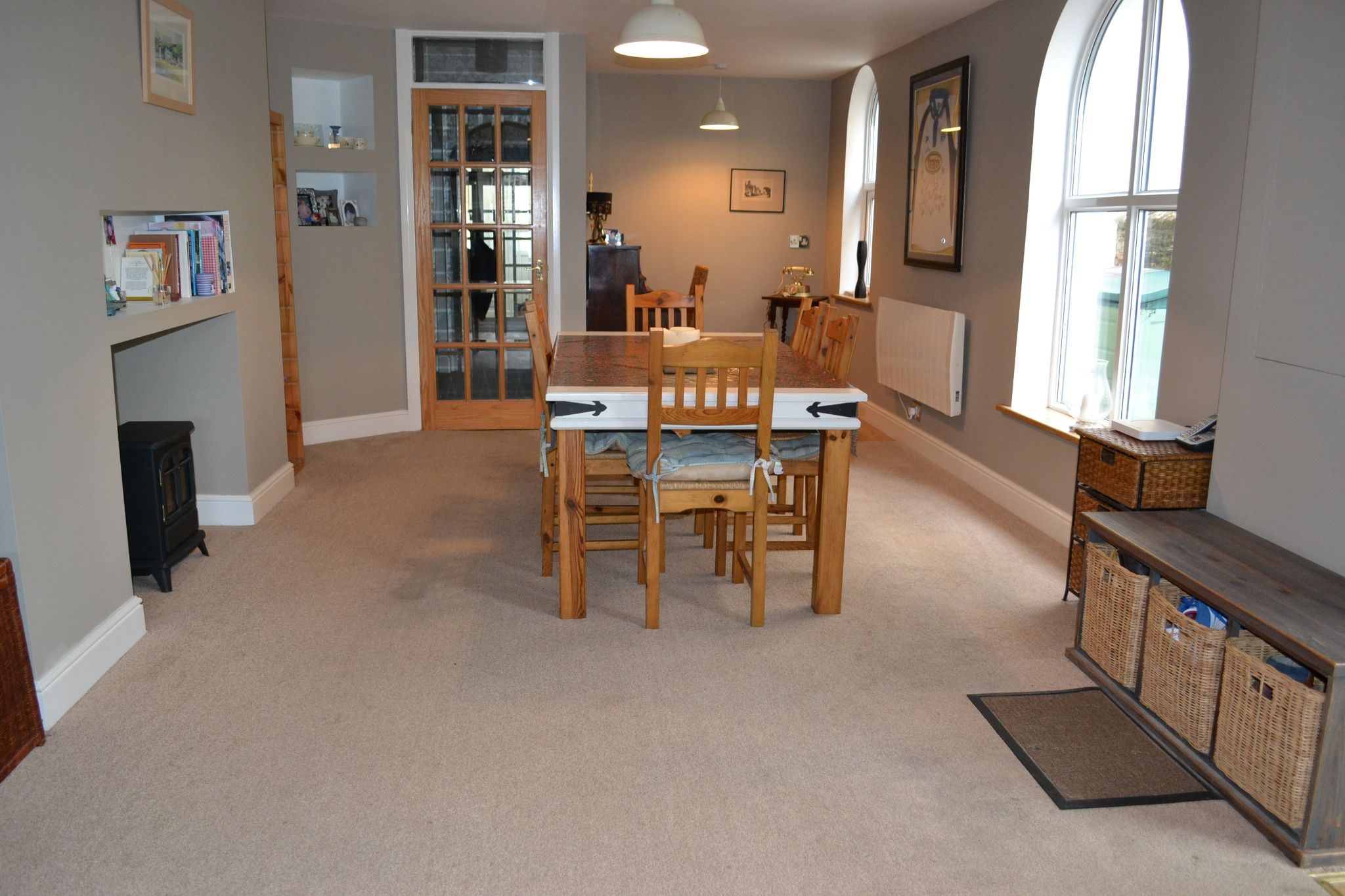 6 bedroom mid terraced house For Sale in Port Erin - Property photograph