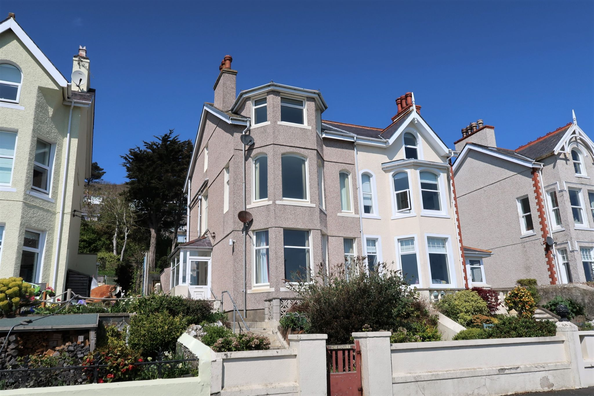 4 bedroom semi-detached house Under Offer in Port Erin - Photograph 12