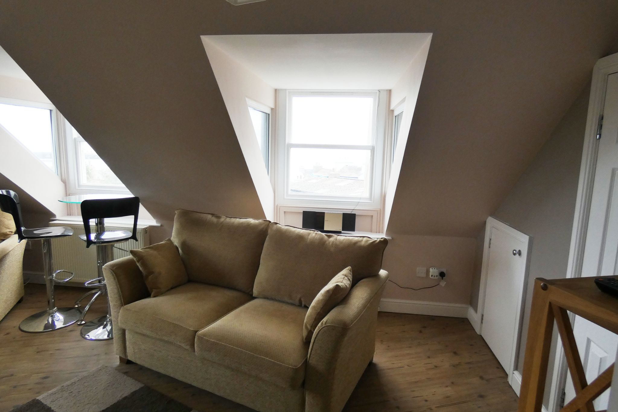 1 bedroom apartment flat/apartment SSTC in Peel - Photograph 6