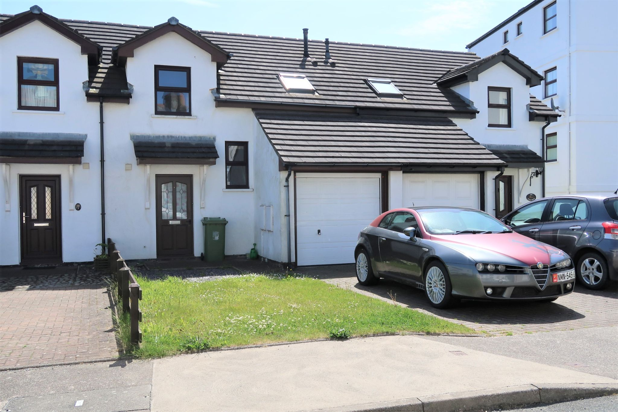 3 bedroom semi-detached house Under Offer in Port Erin - Photograph 1