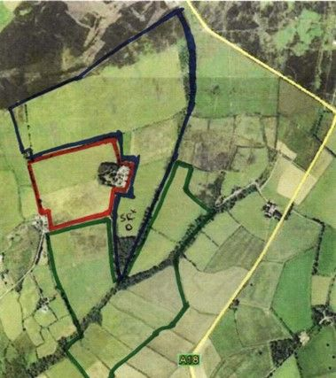 Land For Sale in Abbeylands, Onchan - Property photograph