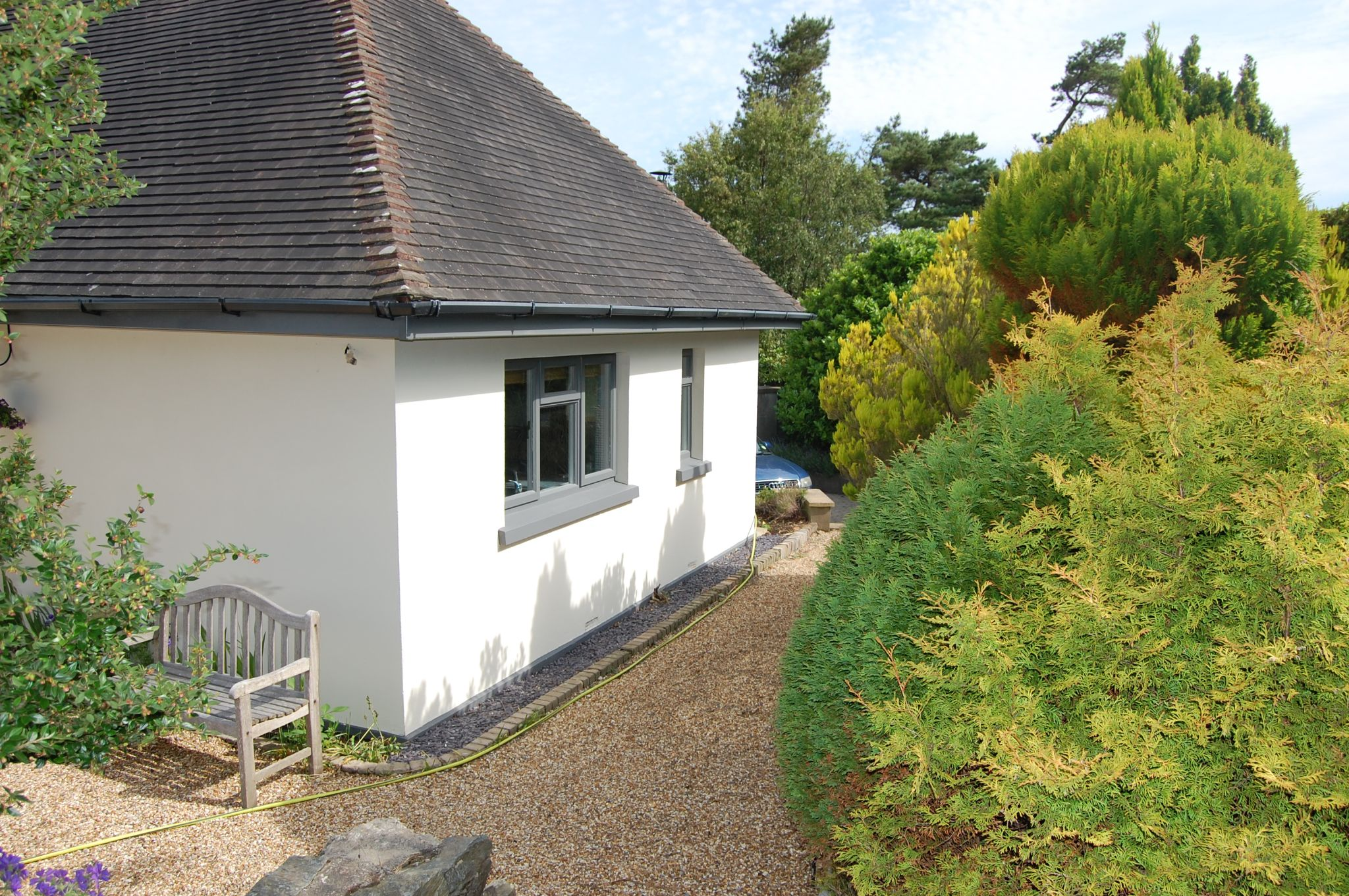 2 bedroom cottage house Let in Union Mills - Property photograph