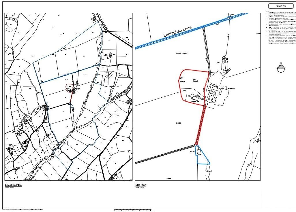 Plot Land For Sale in Abbeylands, Onchan - Photograph 6