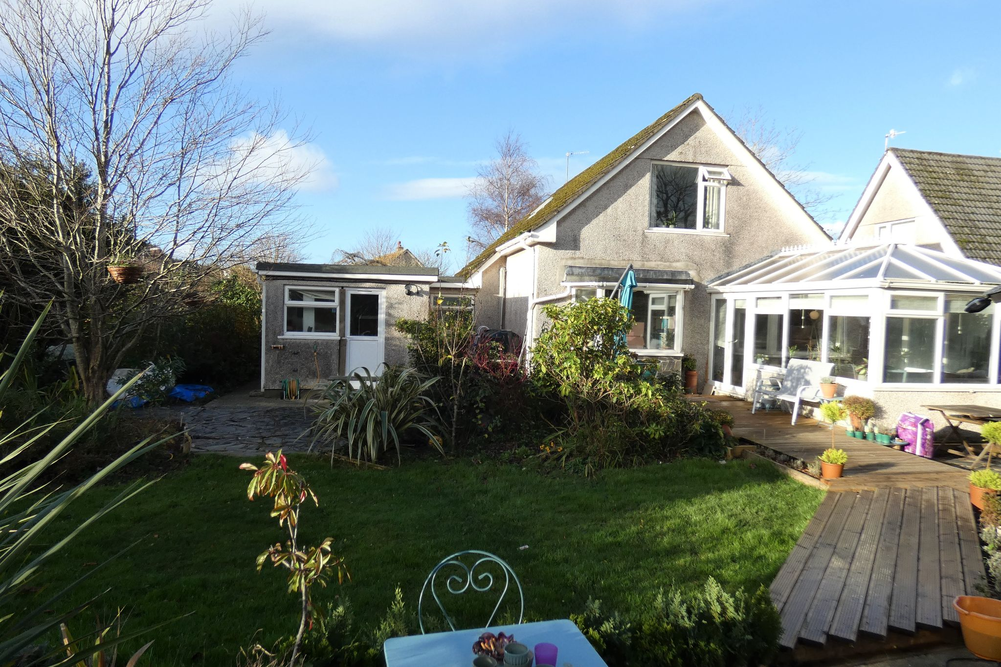 3 bedroom detached bungalow For Sale in St Johns - Property photograph