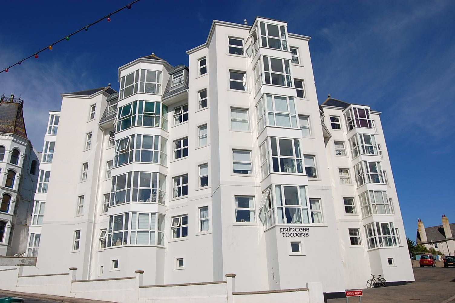 2 bedroom apartment flat/apartment SSTC in Port Erin - Photograph 2