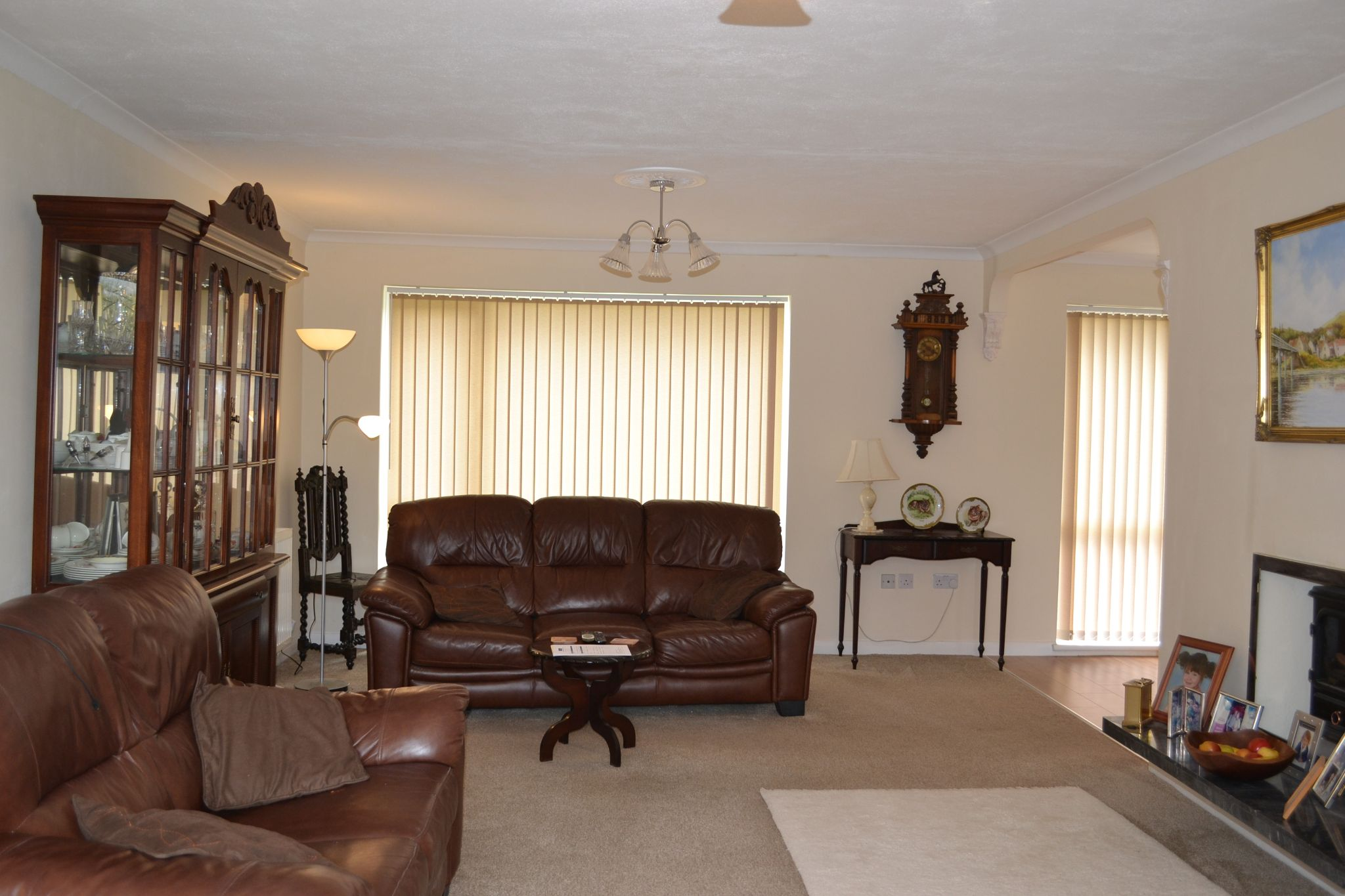 4 bedroom detached bungalow To Let in Port Erin - Property photograph