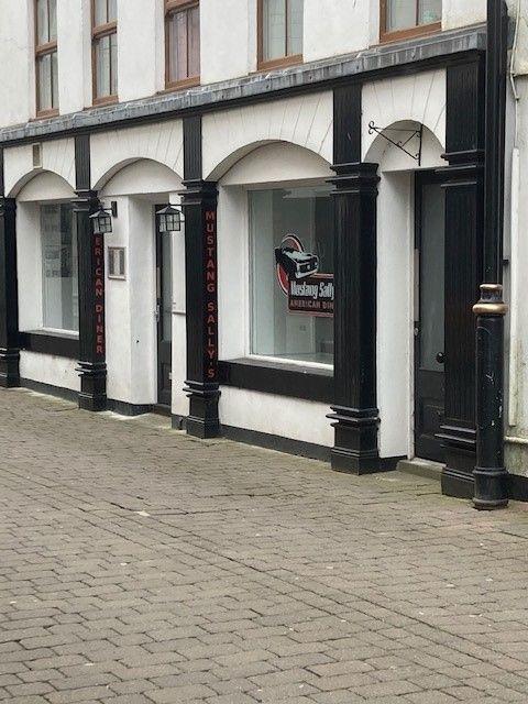 Café To Let in Castletown - Photograph 1