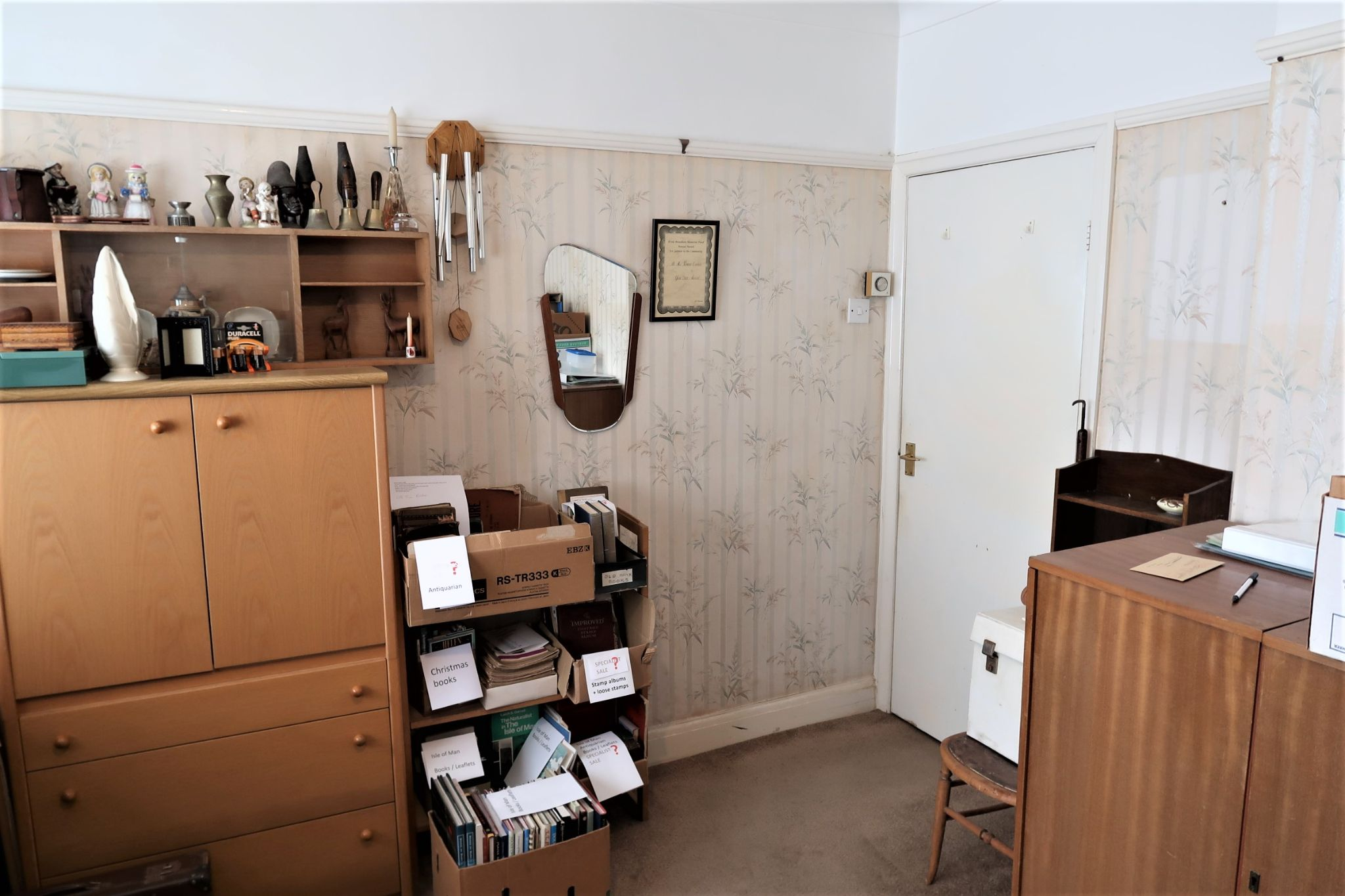 3 bedroom detached bungalow SSTC in Port St. Mary - Property photograph
