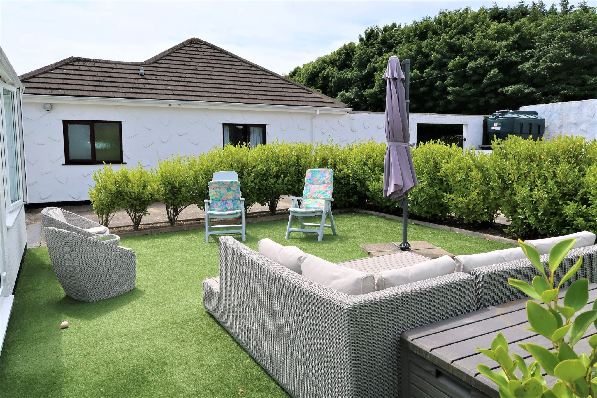 4 bedroom detached bungalow SSTC in Ballasalla - Property photograph