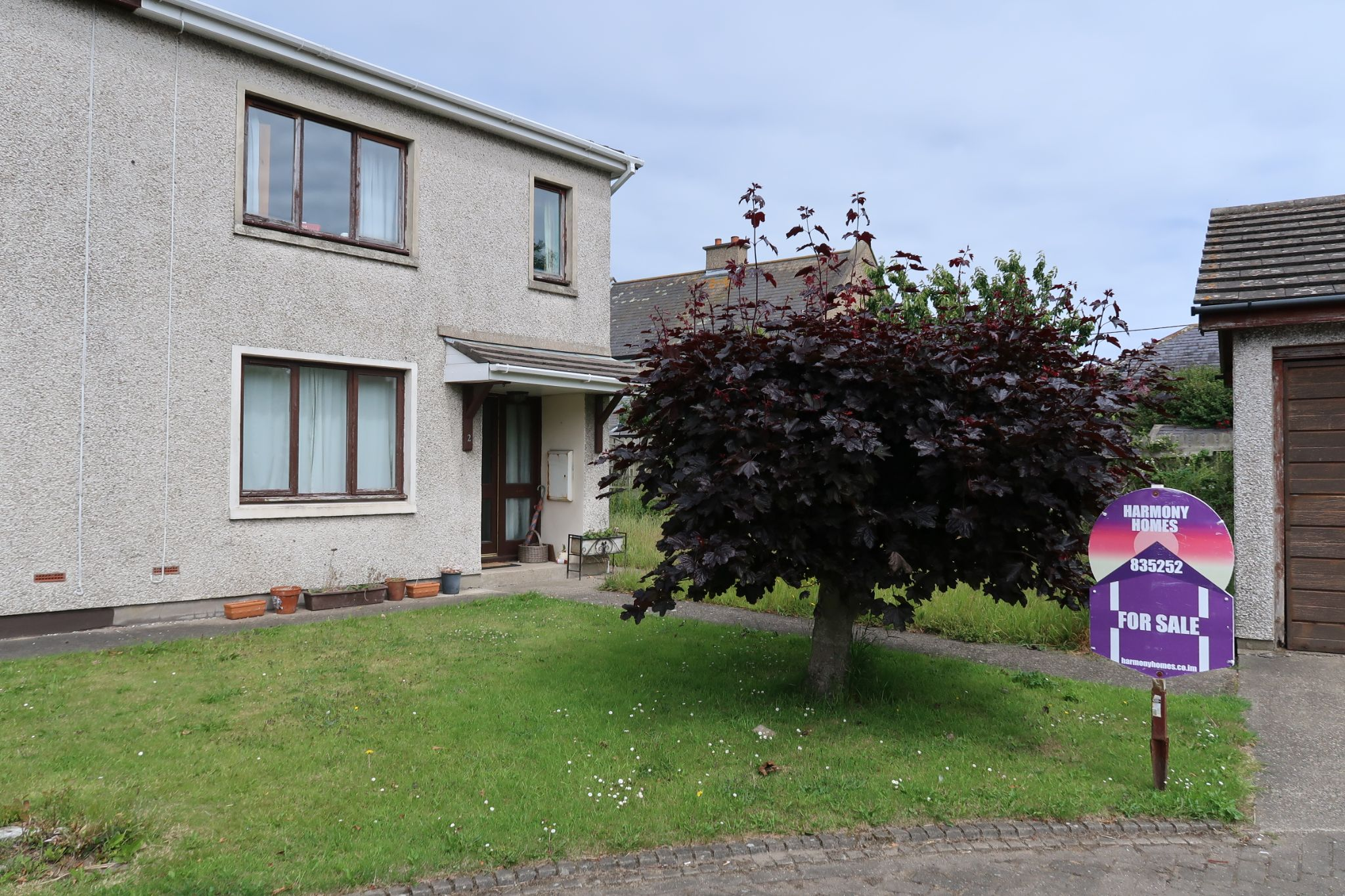 3 bedroom semi-detached house For Sale in Port Erin - Property photograph