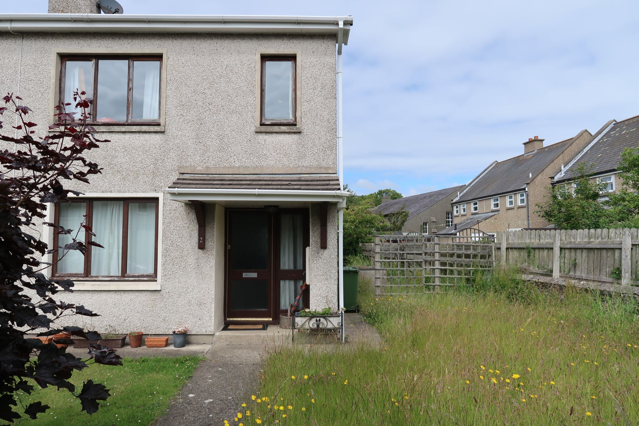 3 bedroom semi-detached house For Sale in Port Erin - Photograph 1