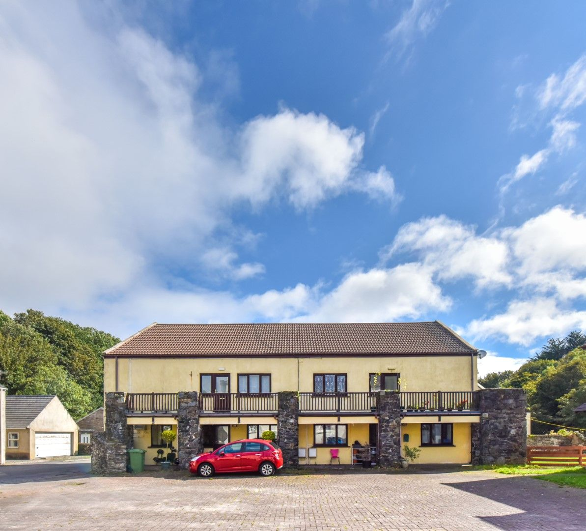 Permanent Flats For Sale in Laxey - Photograph 1