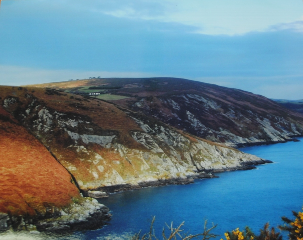 Land Sale Agreed in Laxey - Property photograph