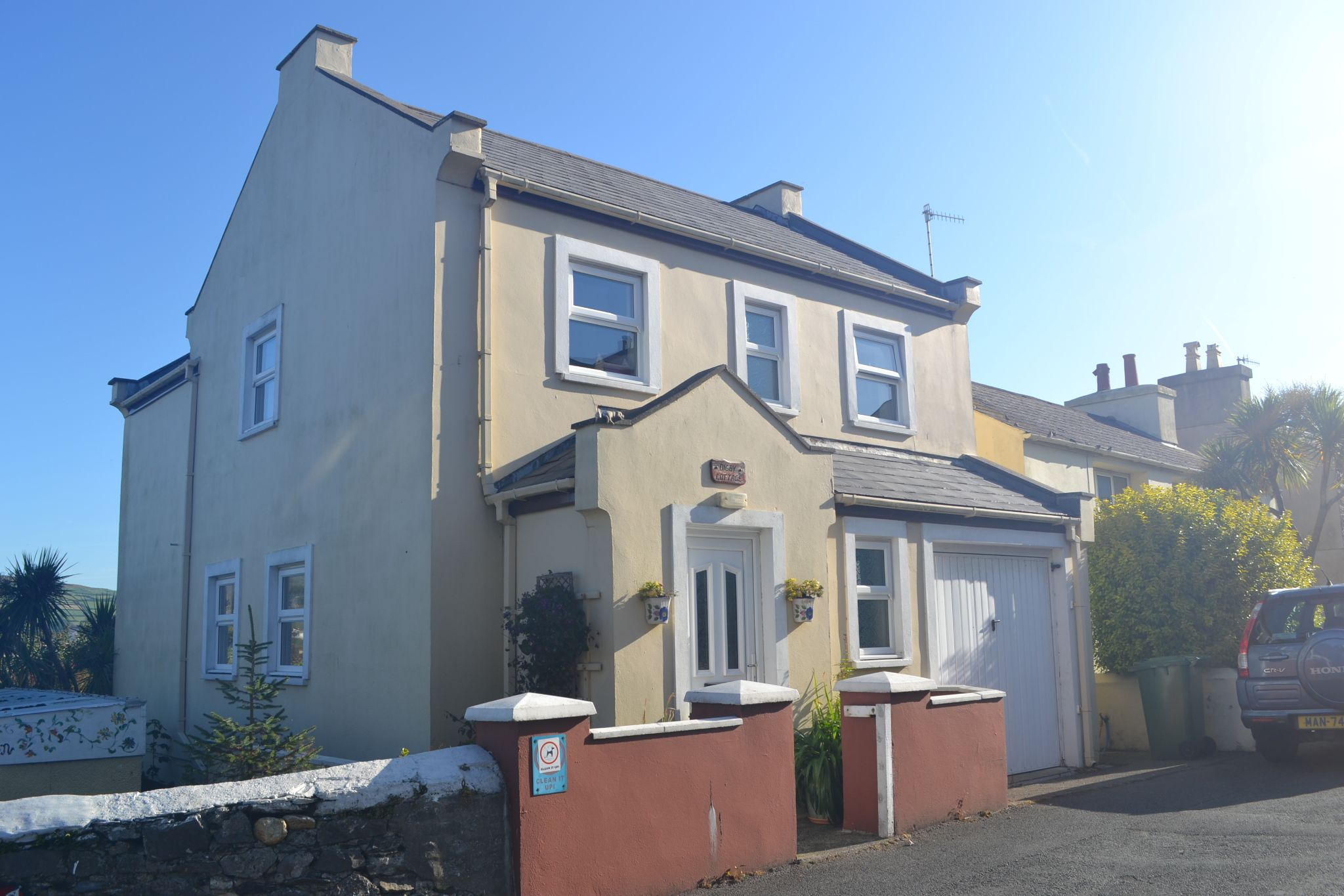 3 bedroom detached house For Sale in Port Erin - Photograph 1