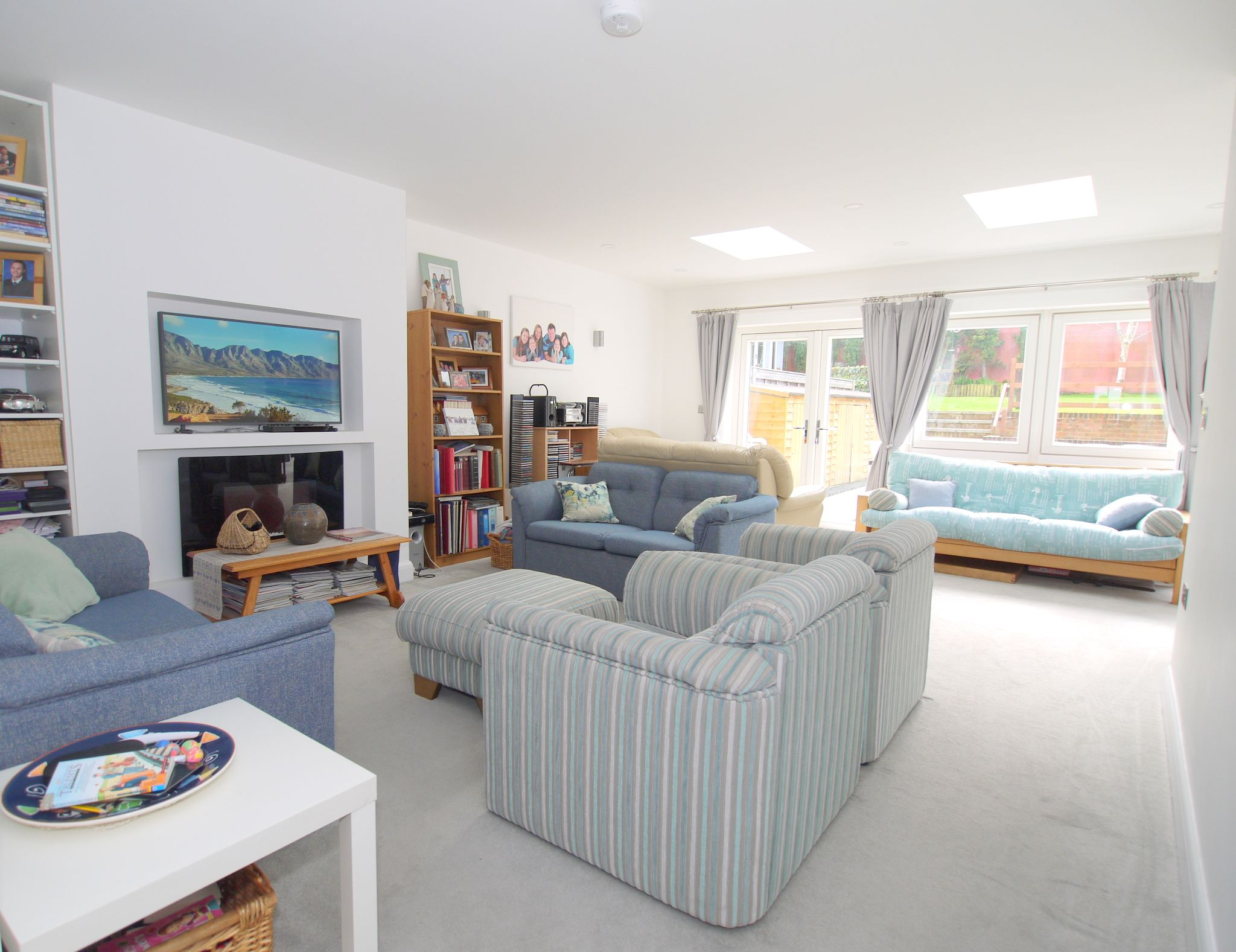 5 bedroom semi-detached house To Let in Sevenoaks - Property photograph
