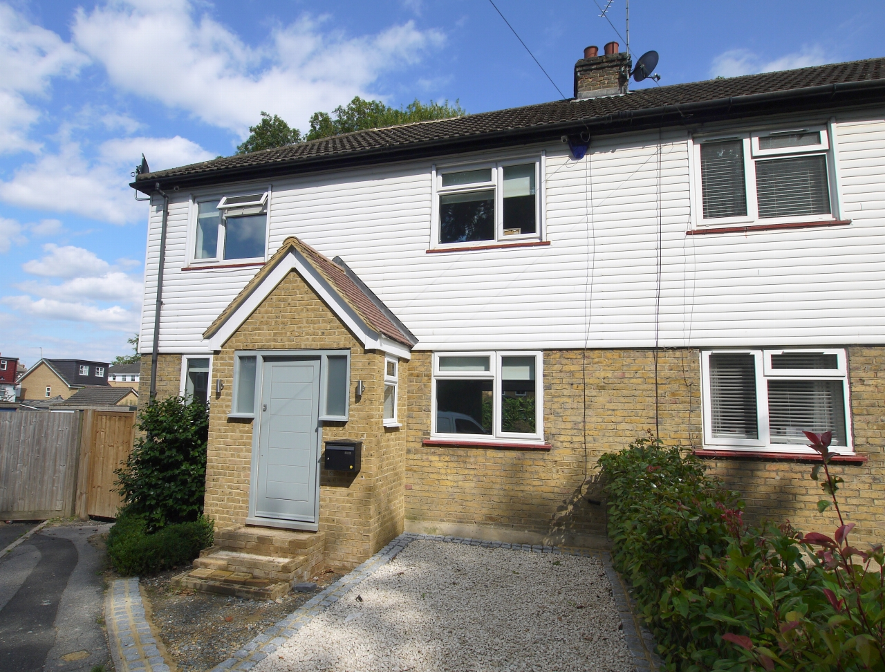 3 bedroom end terraced house Sold in Sevenoaks - Photograph 1