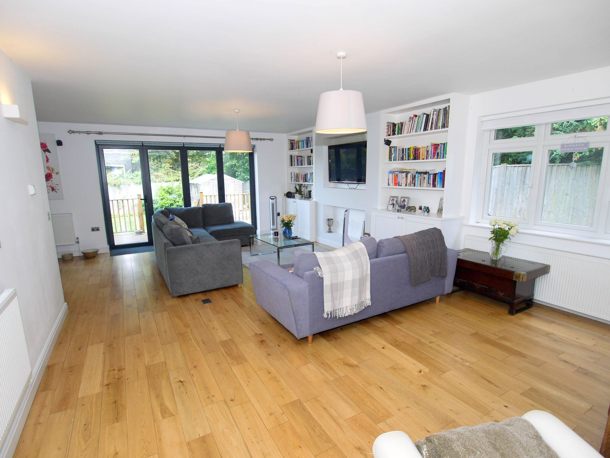 5 bedroom detached house Sold in Sevenoaks - Photograph 3