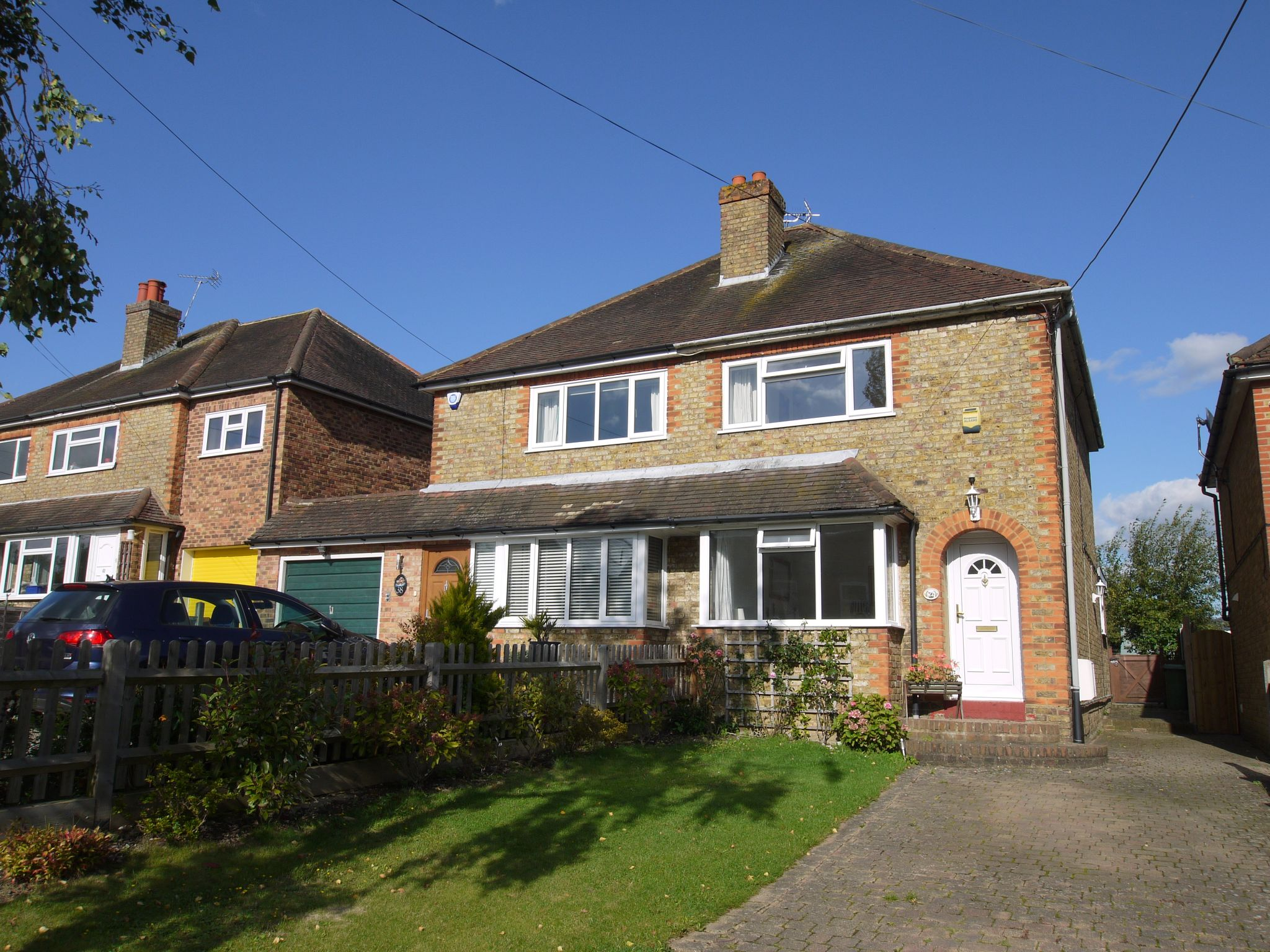 2 bedroom semi-detached house For Sale in Sevenoaks - Photograph 1