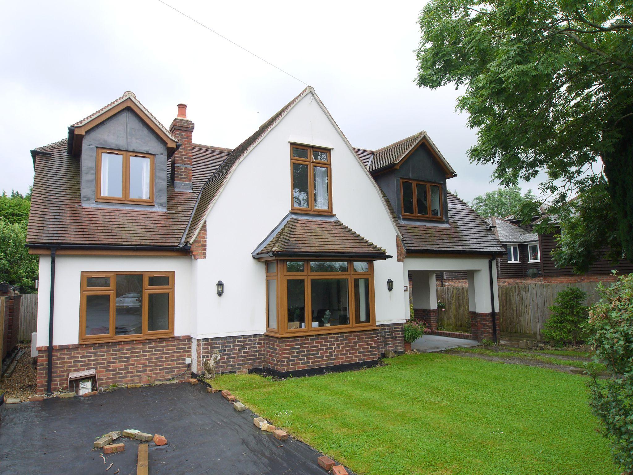 5 bedroom detached house Sold in Sevenoaks - Photograph 1