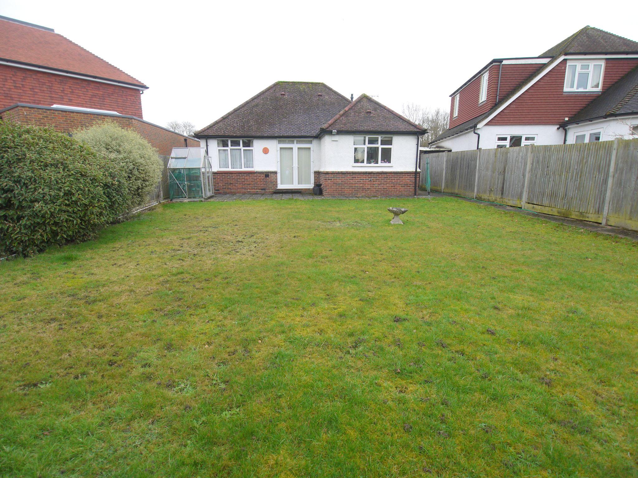 3 bedroom detached bungalow Sold in Sevenoaks - Photograph 9