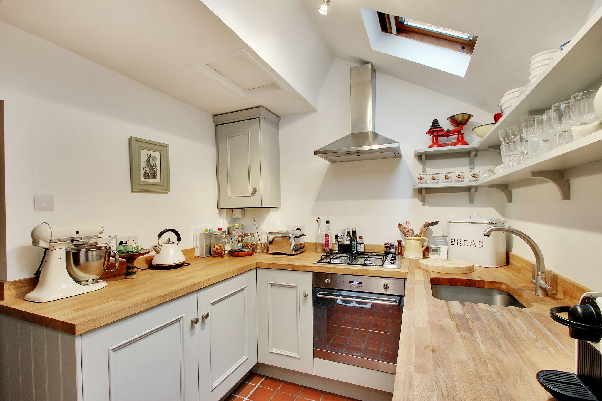 1 bedroom end terraced house Sale Agreed in Sevenoaks - Photograph 4