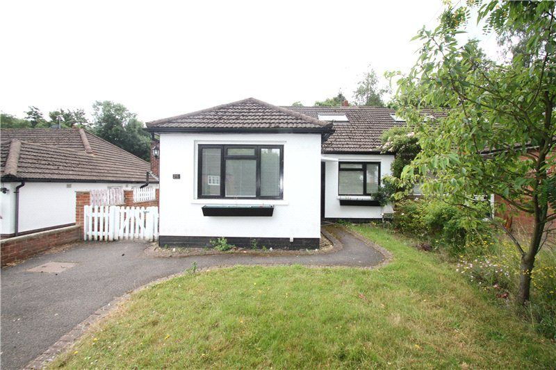 3 bedroom semi-detached bungalow Sale Agreed in Sevenoaks - Photograph 1