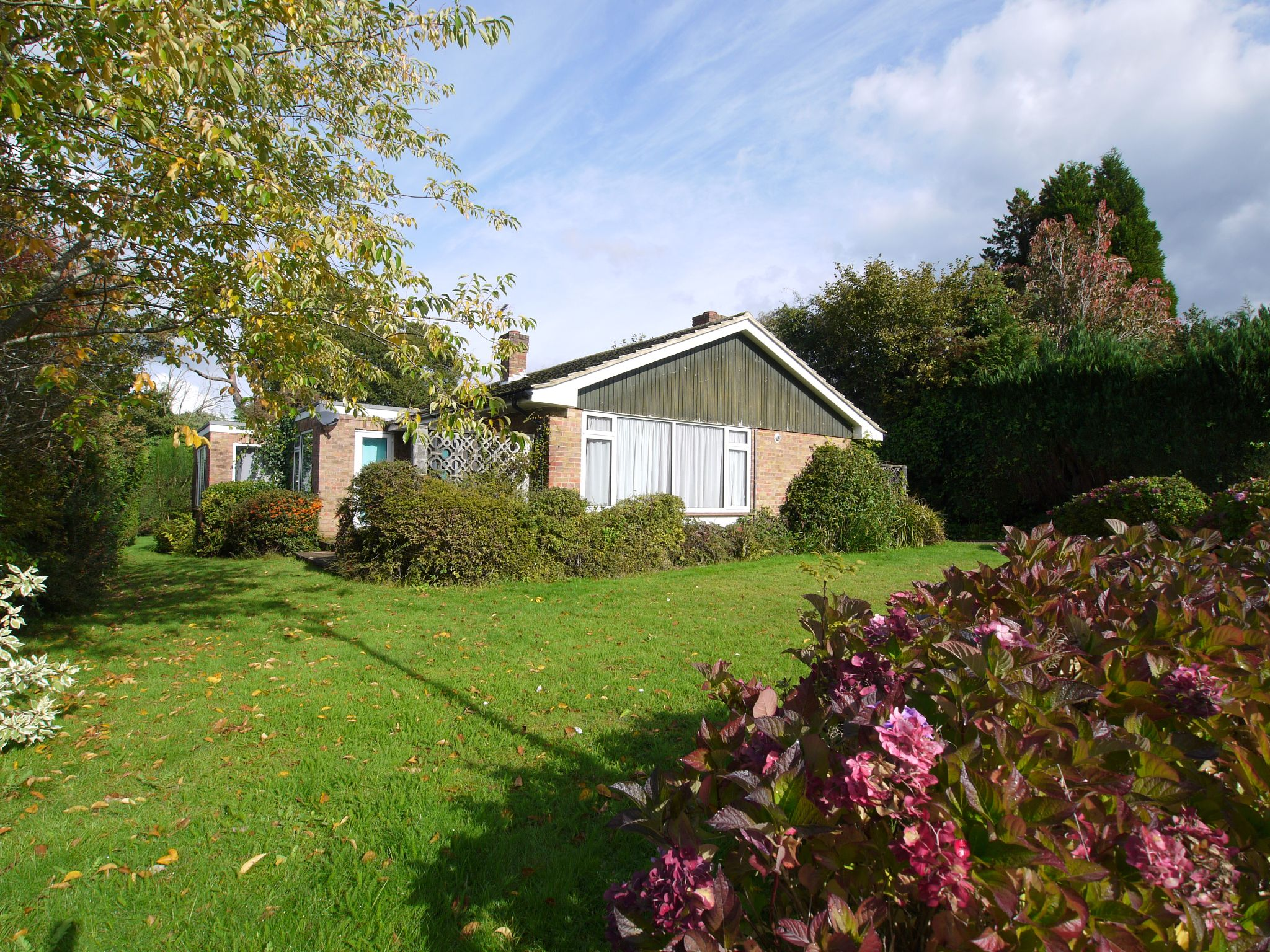 3 bedroom detached bungalow Sale Agreed in Sevenoaks - Photograph 1