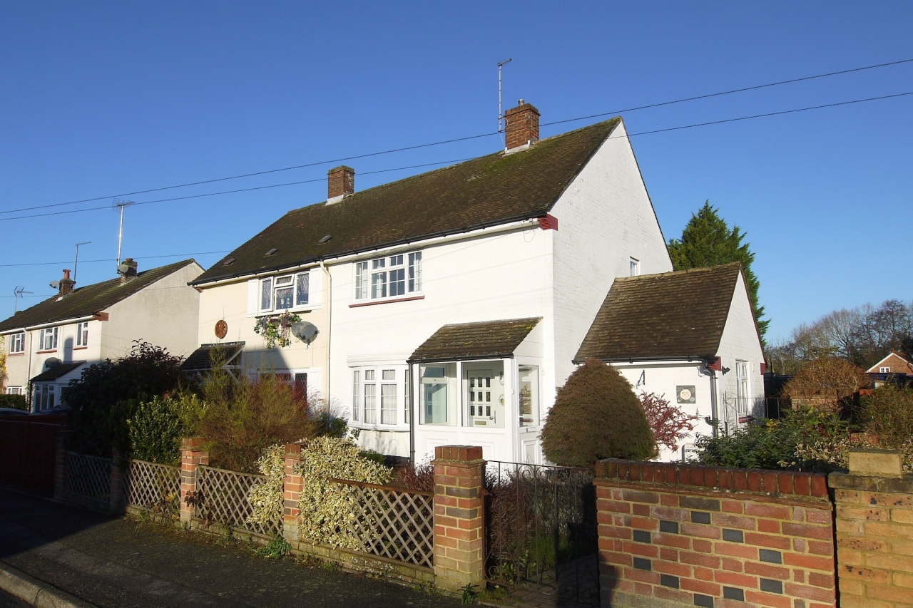 2 bedroom semi-detached house Sale Agreed in Sevenoaks - Photograph 1