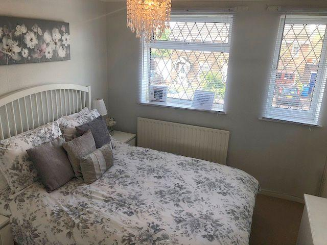 2 Bed Semi-detached House For Sale - BEDROOM 1