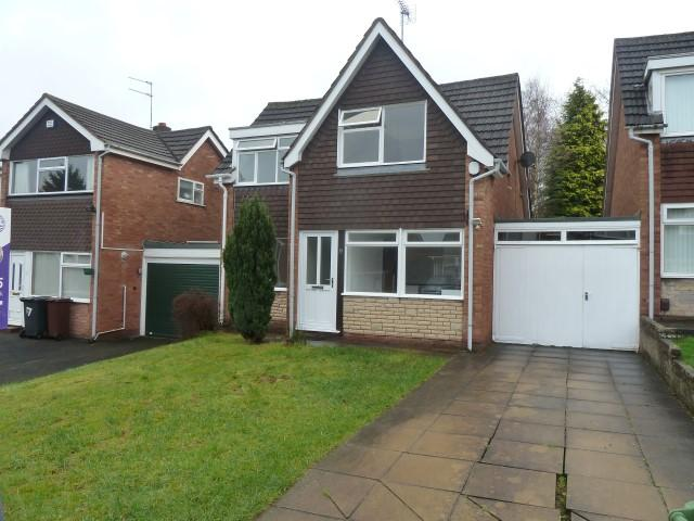 3 Bed Detached House To Rent - Front Elevation