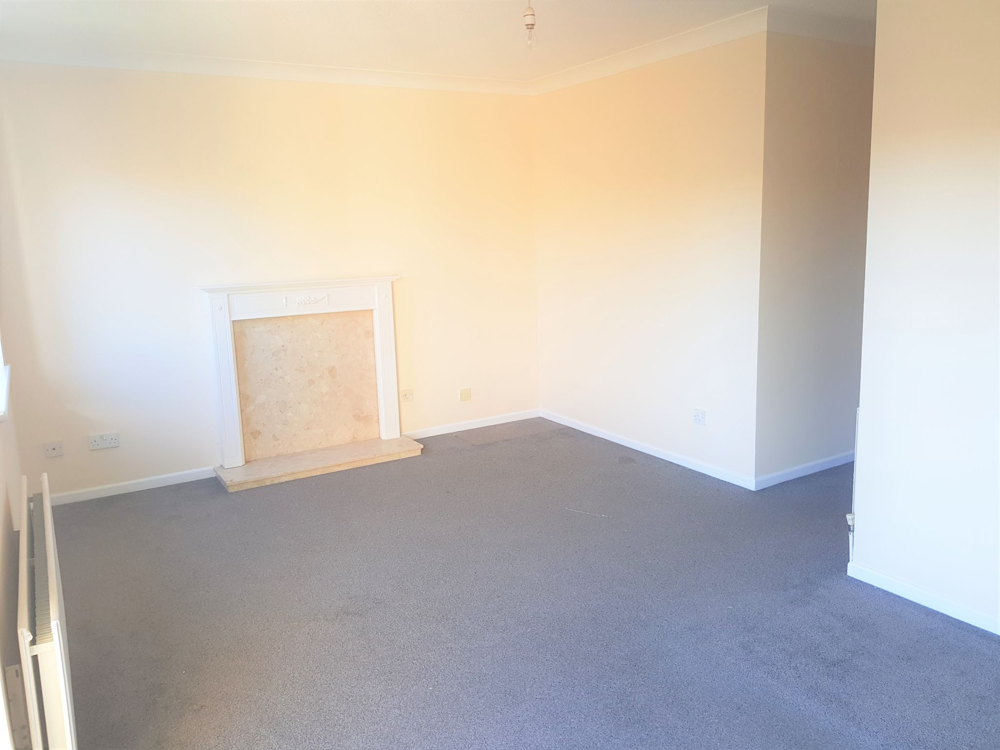 2 Bed Apartment Flat/apartment To Rent - LOUNGE