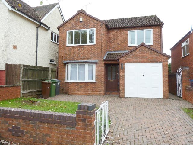 4 Bed Detached House To Rent - Front Elevation