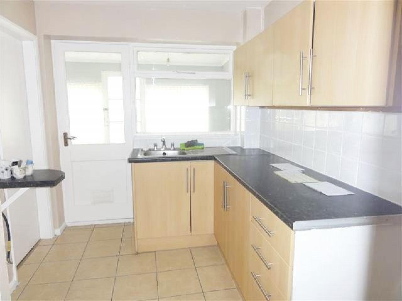 Image 1 of 1 of Kitchen, on Accommodation Comprising for