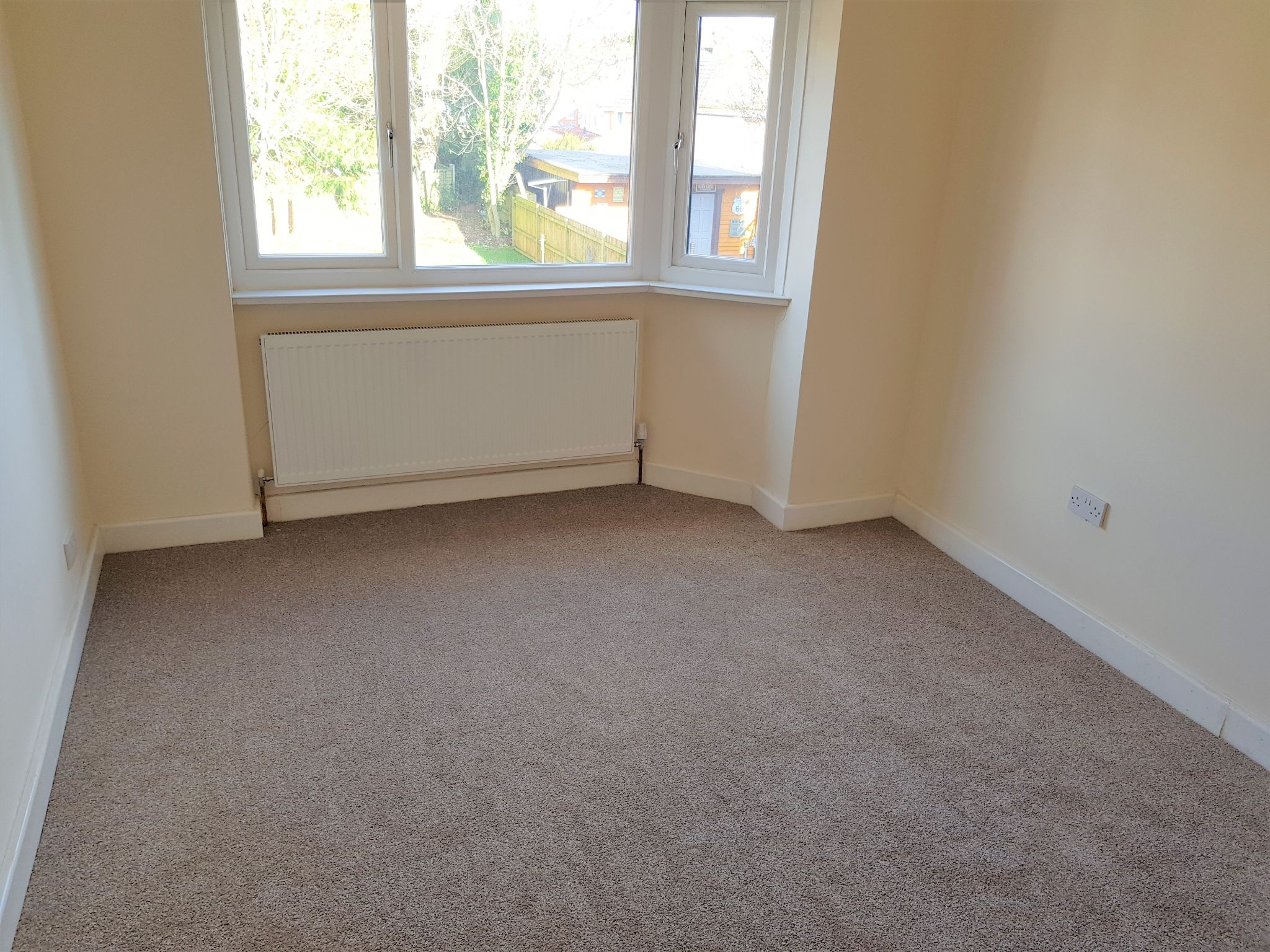 3 Bedroom Semi-detached House For Sale - Rear Double Bedroom