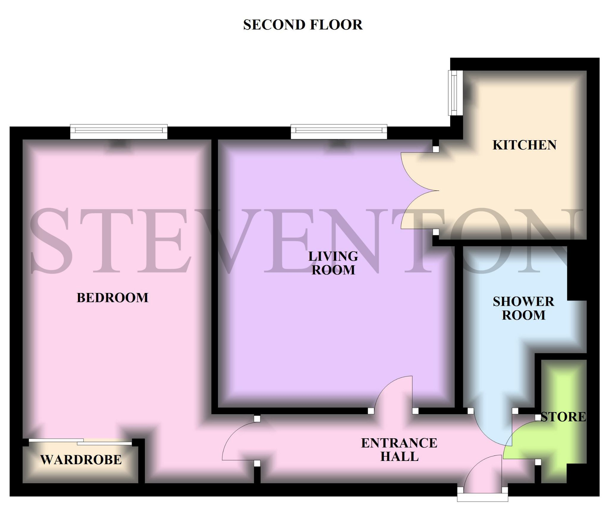 1 Bedroom Apartment Flat/apartment To Rent - Photograph 9