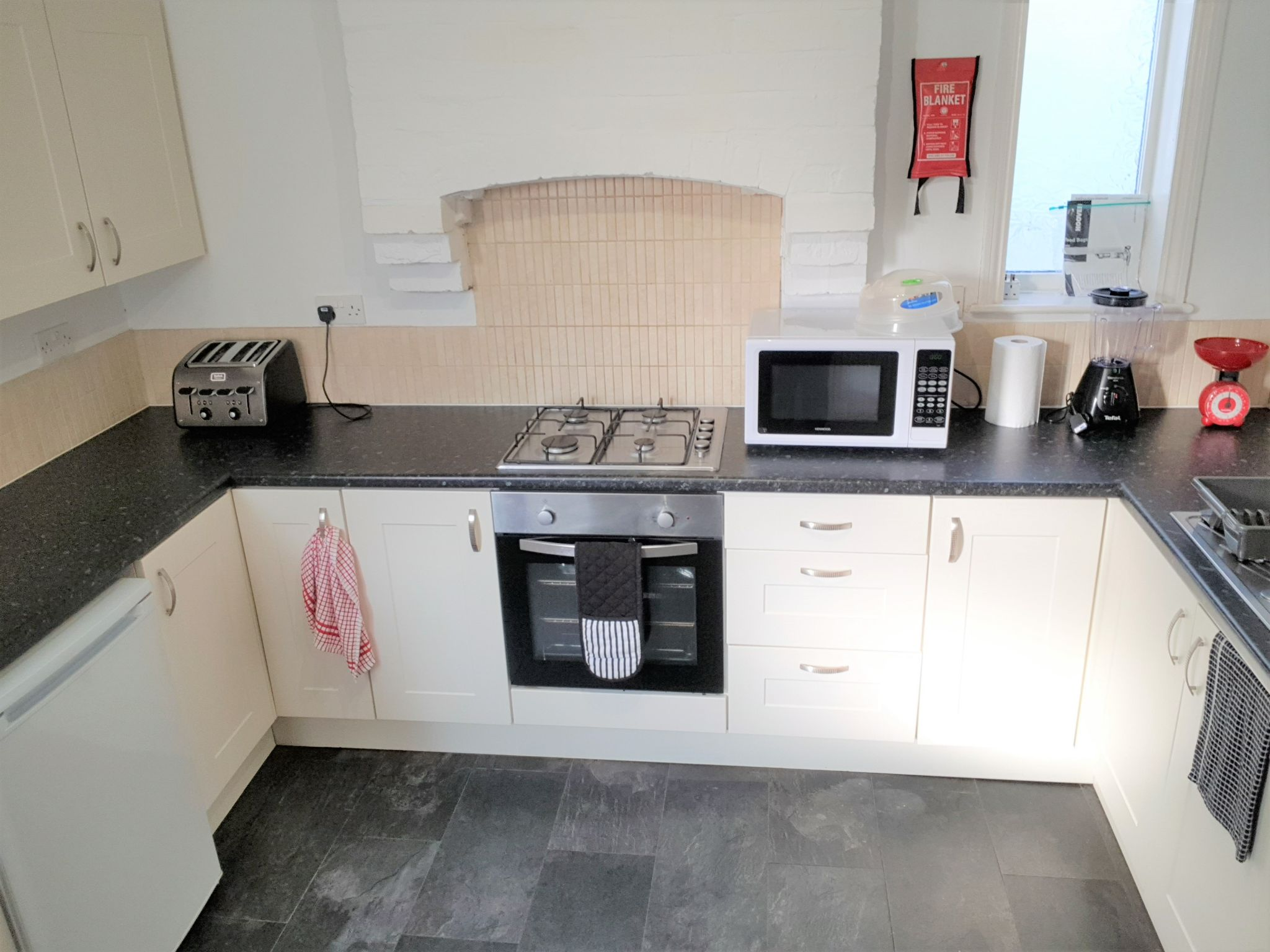 1 Bedroom Shared House To Rent - Communal Kitchen