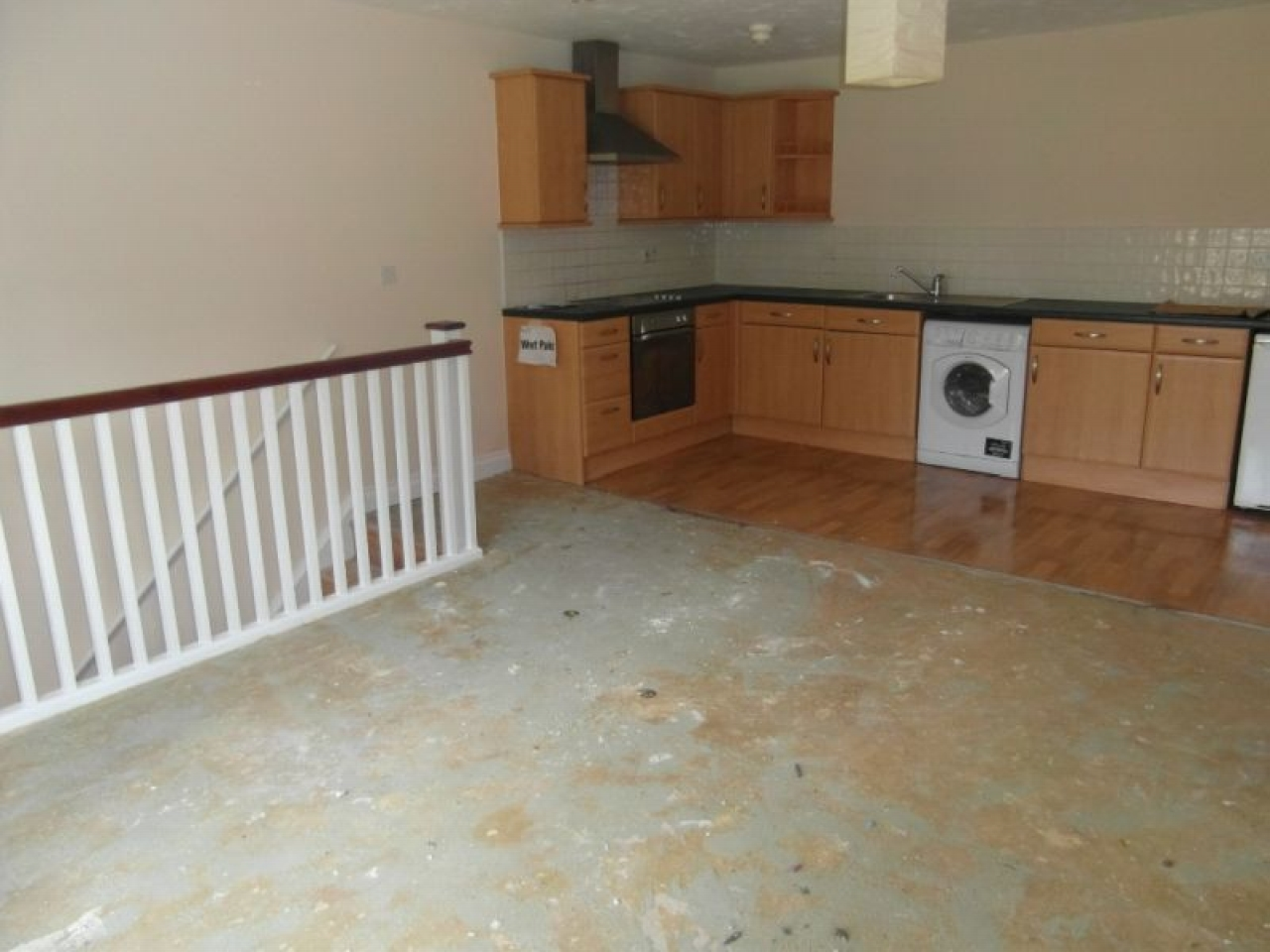 2 Bed Apartment Flat/apartment For Sale - Open Plan Kitchen Diner