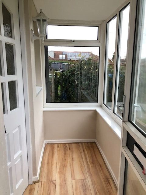 3 Bed End Terraced House For Sale - Porch