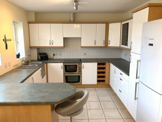 2 Bed Apartment Flat/apartment To Rent - Dining Kitchen