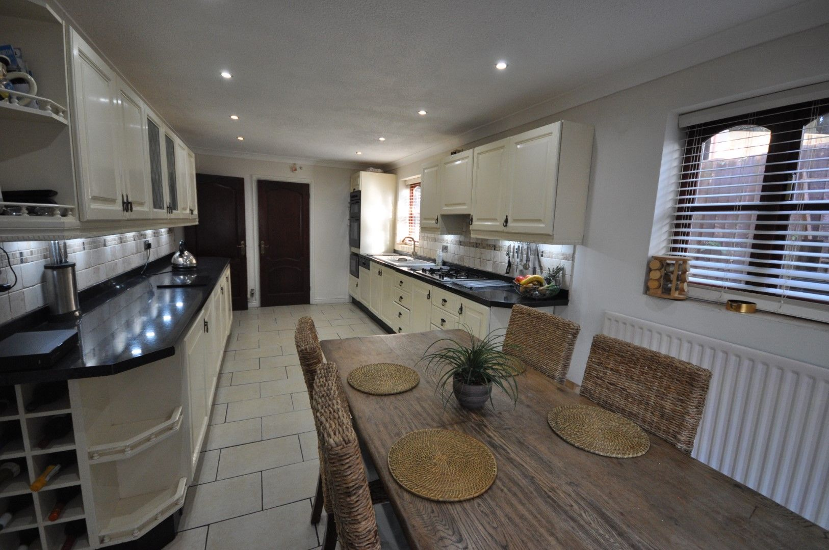 Image 1 of 3 of Breakfast Kitchen, on Accommodation Comprising for