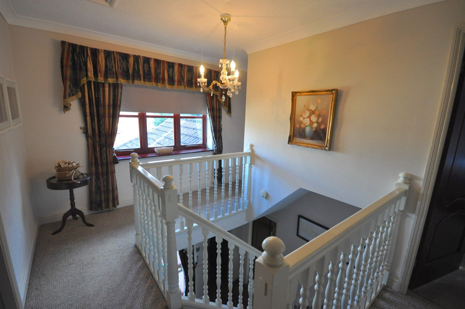 Image 1 of 1 of Upstairs landing, on Accommodation Comprising for