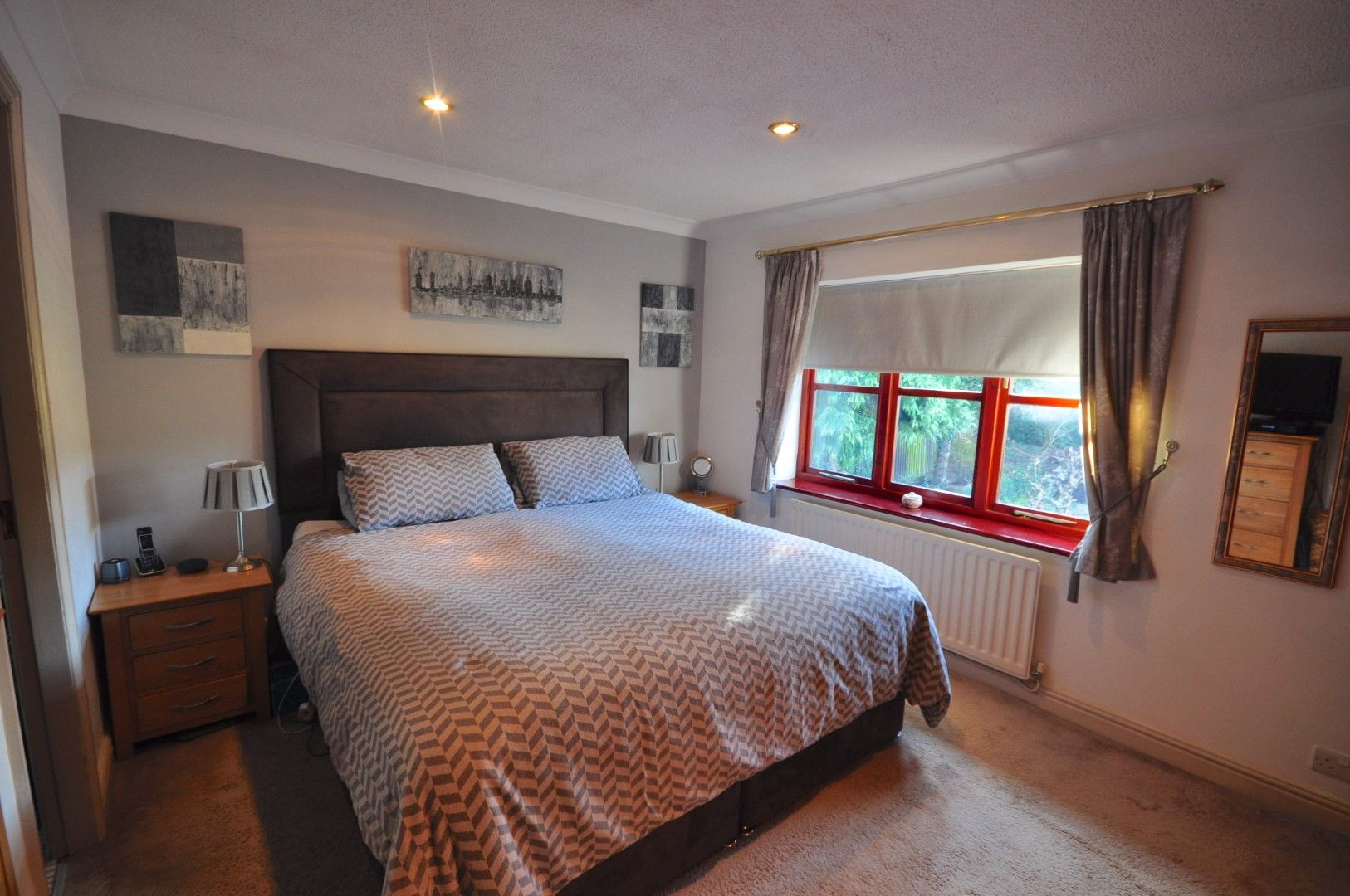 Image 1 of 2 of Bedroom One (Rear Left), on Accommodation Comprising for