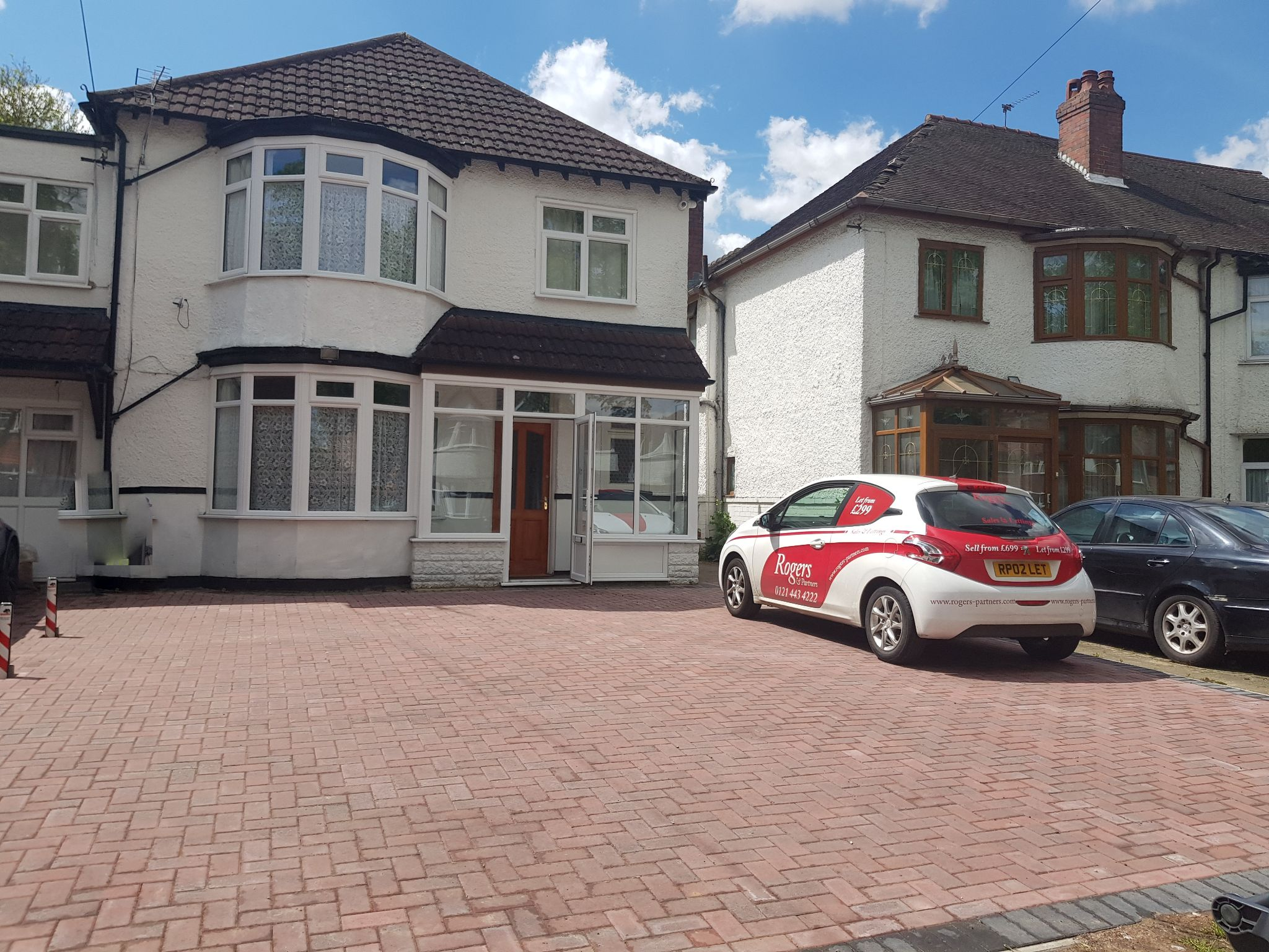 1 Bed Shared House To Rent - Front