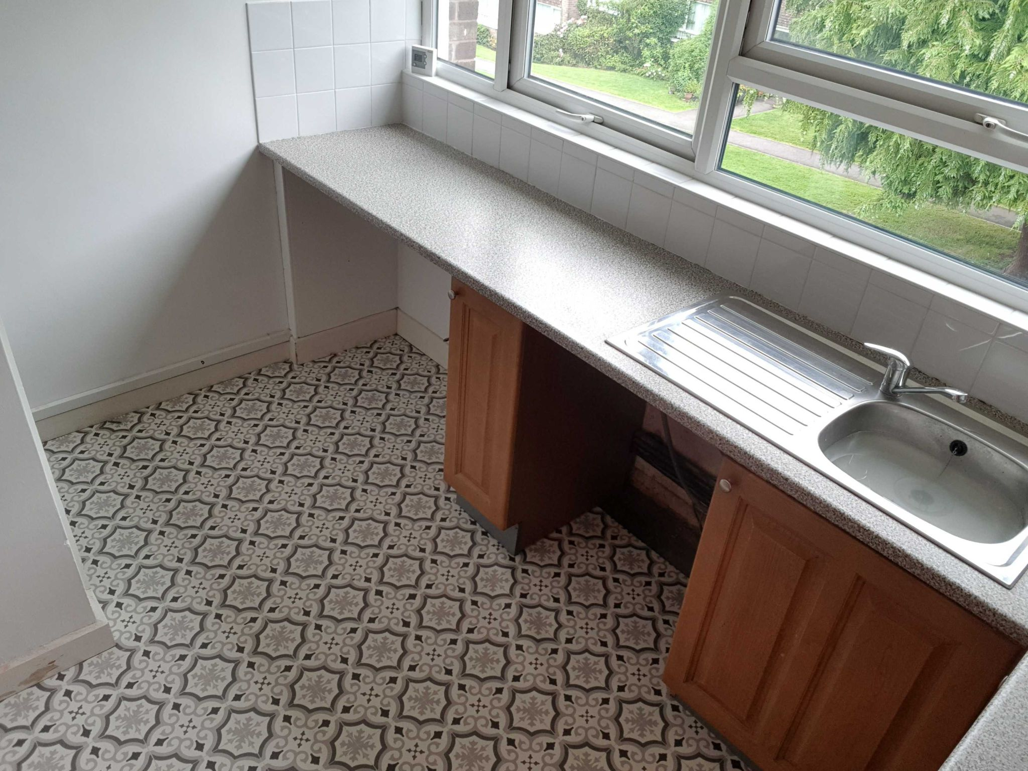 2 Bedroom Apartment Flat/apartment To Rent - Kitchen with Breakfast Bar